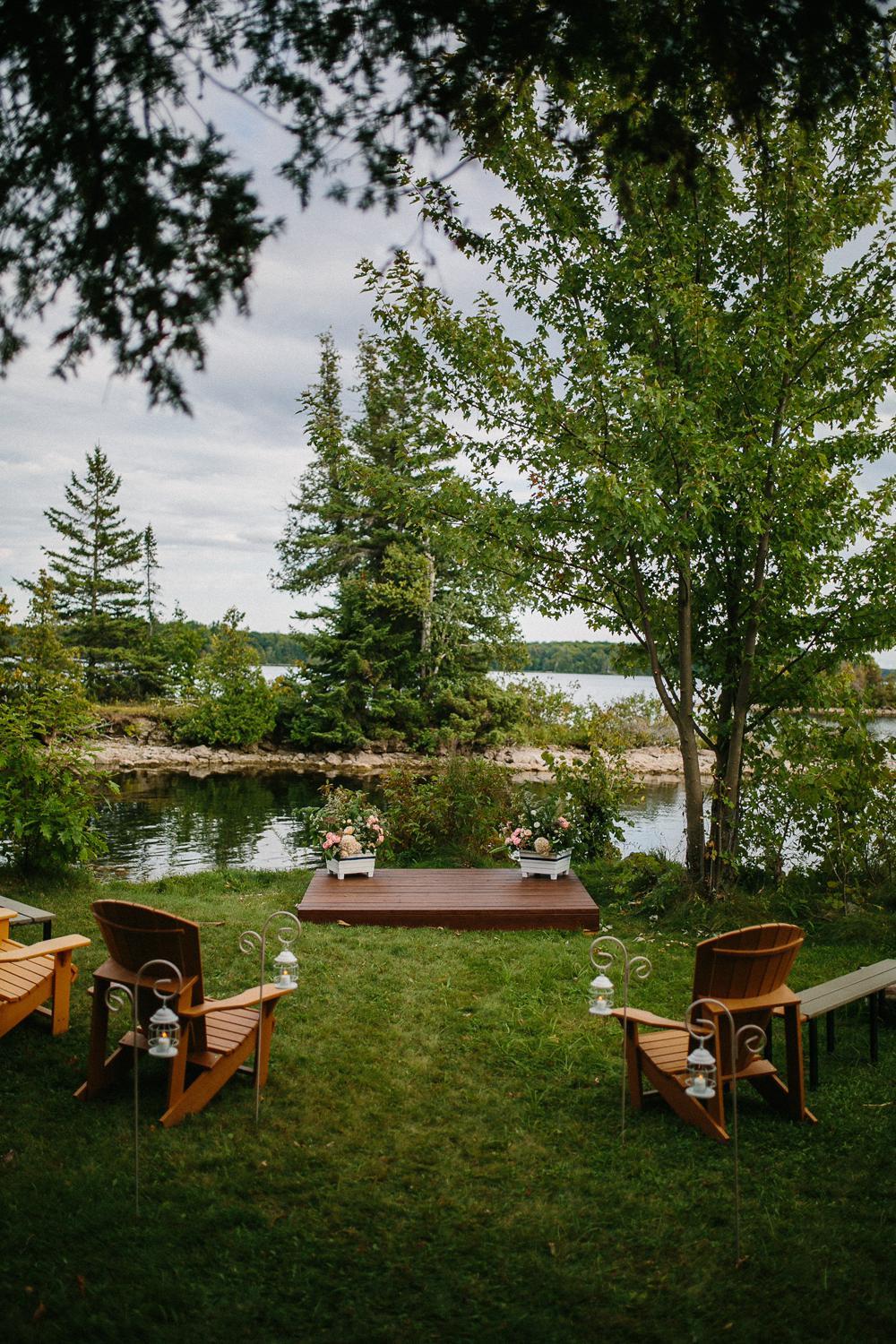kerry ford photography - small intimate backyard rideau lake island wedding perth ontario-012.jpg