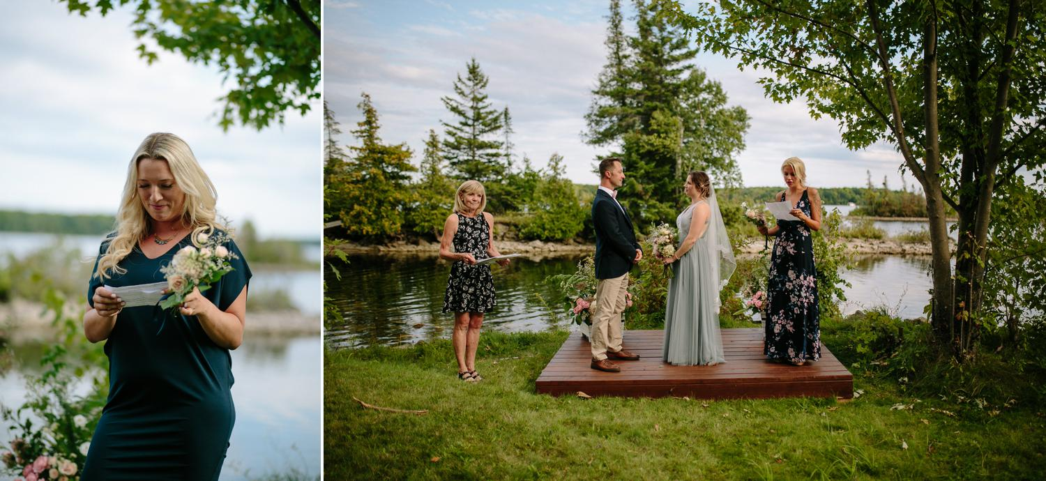 kerry ford photography - small intimate backyard rideau lake island wedding perth ontario-021.jpg