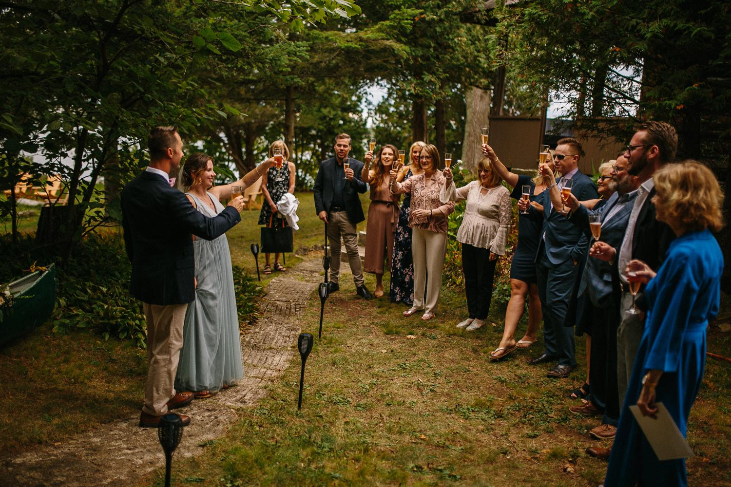 kerry ford photography - small intimate backyard rideau lake island wedding perth ontario-082.jpg