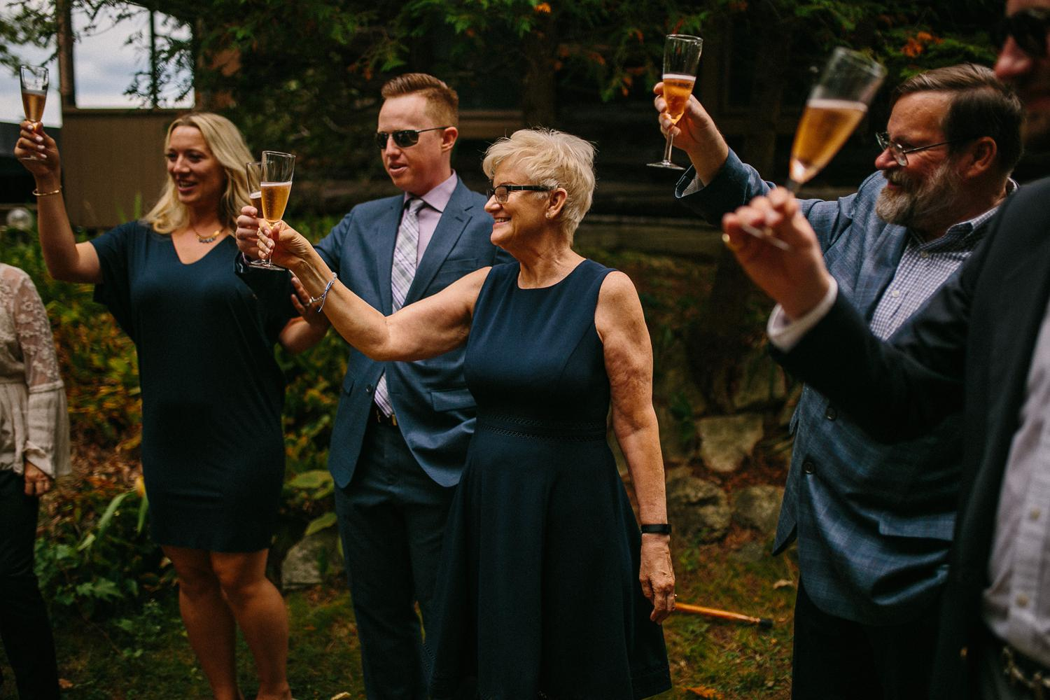 kerry ford photography - small intimate backyard rideau lake island wedding perth ontario-089.jpg