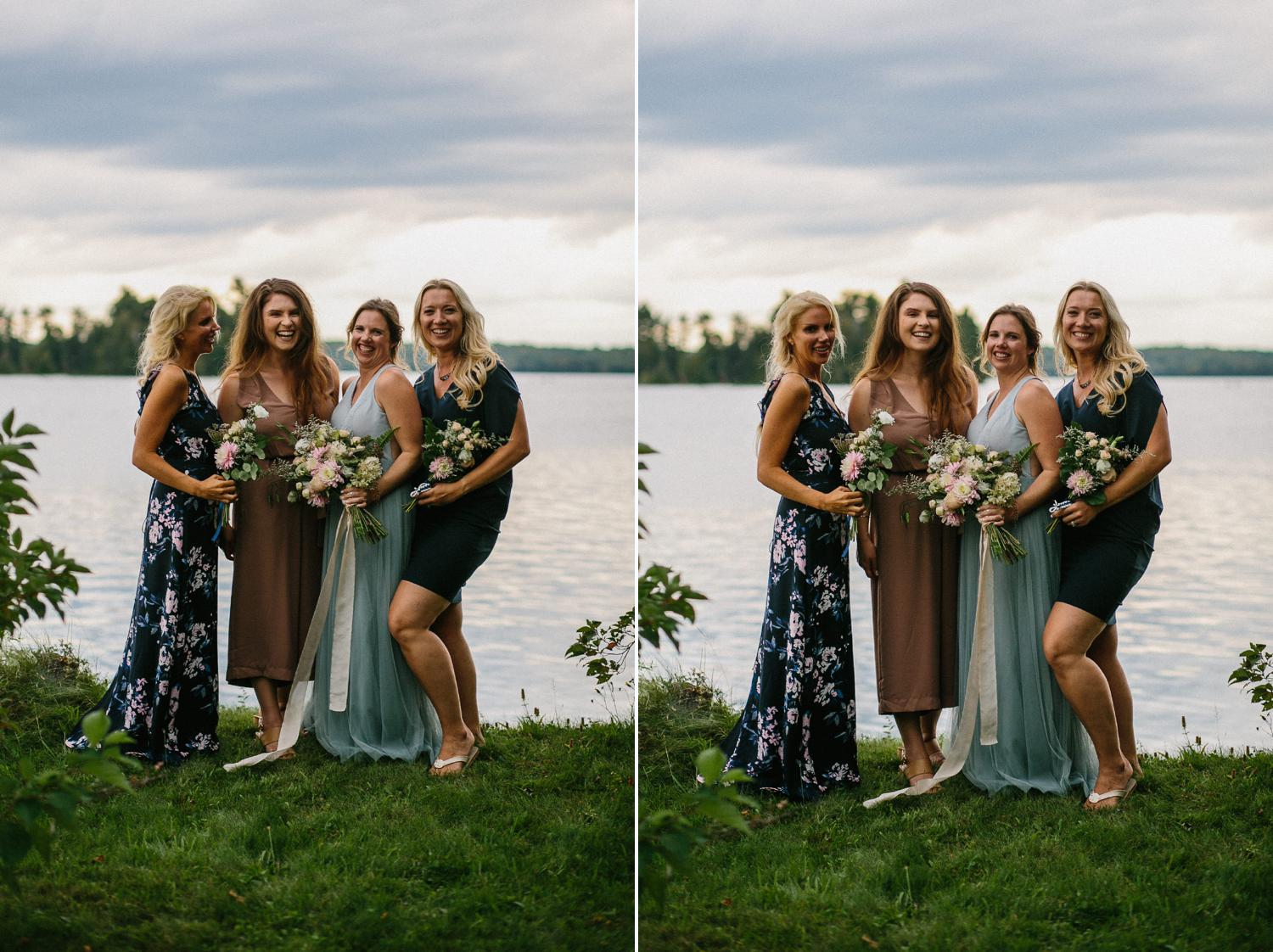 kerry ford photography - small intimate backyard rideau lake island wedding perth ontario-095.jpg
