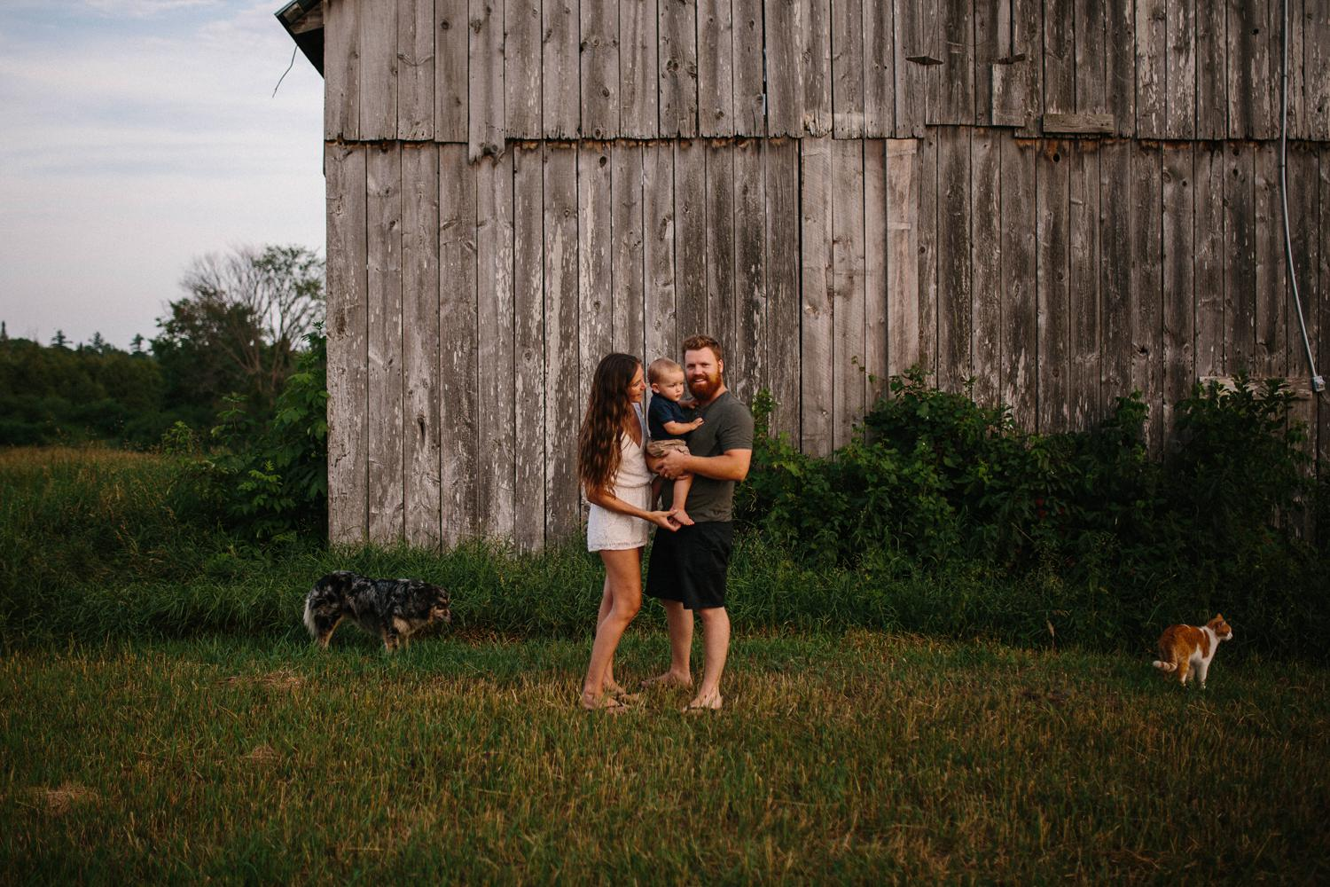 lanark highlands farm family photo session - kerry ford photography-035.jpg
